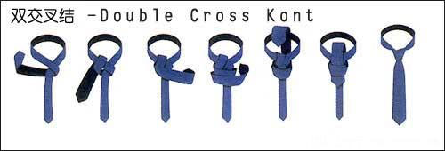 Double Cross Knot 双交叉结
